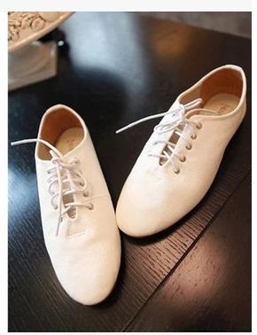 2015 spring flat lacing flat heel single shoes shoes british style women's shoes(China (Mainland))