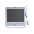 New 15 Inch LCD Monitor With Dental Wired Intraoral Camera Unit 2 0 mega pixels