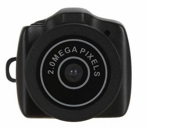 Hot Portable Smallest 720P HD Webcam Mini Camera Video Recorder Camcorder DV DVR Y3000 - Meplus Electronic store