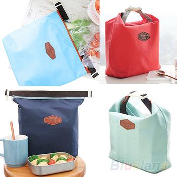 Тепловой кулер изоляцией водонепроницаемый обед нести хранения пикника сумка обед ...