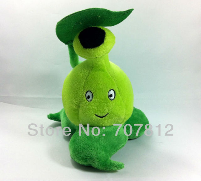 "Plants Vs Zombies toy  Plush Doll decorations soft stuffed toys 7.5"" cute plush  toys for children free shipping"