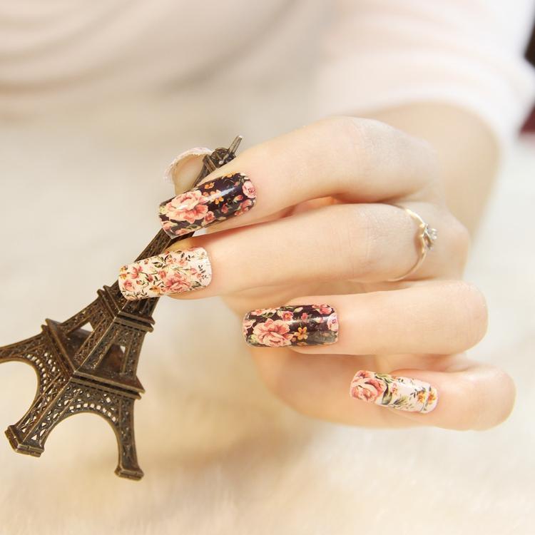 Мода в ногтевом дизайне