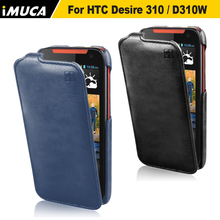 2016 New Cases For HTC Desire 310 D310W Vertical Flip Cover PU Leather Mobile Phone Cases&bags Free Shipping(China (Mainland))
