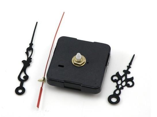 5pcs one lot cheapest!!!! clock accessories Quartz Clock Movement Quite Spindle Mechanism Repair Repairing tools