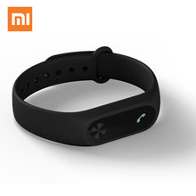 Оригинал Xiaomi Mi Группа 2 Браслет Браслет с Smart Сердечного Ритма Фитнес Сенсорная Панель OLED Носимых Устройств(China (Mainland))