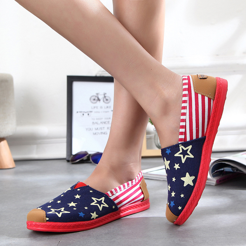 Flat New Women Summer Outwear Shoes Women Breathable Quality Nice Fashion Shoes Lightweight(China (Mainland))