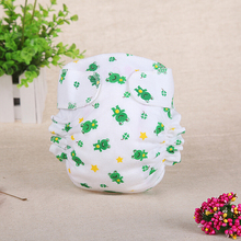 1 Piece 2015 New Newbron Baby Diapers Infant Cloth Diaper Reusable Nappies Washable Diaper Cover Cheap