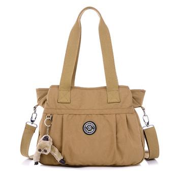 New Women Messenger Bags High Quality Ladies Handbags Shoulder Bag for Women Waterproof Nylon Handbag Crossbody bolsas feminina