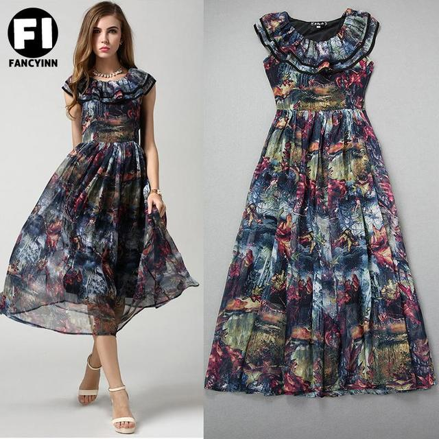 Plus size designer maxi dress – Woman best dresses