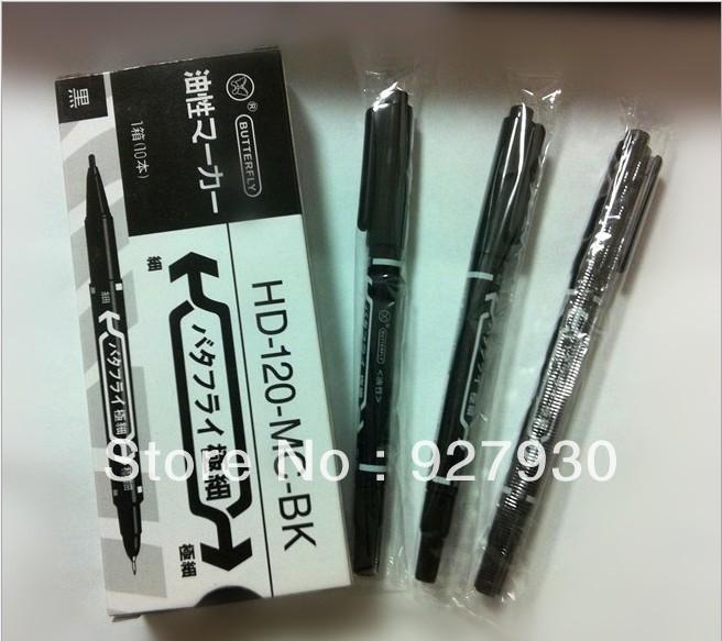 Green Pen Marking Heads Marking Pen Marker