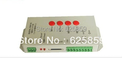 T-1000S SD card led pixel controller,2013 new version(China (Mainland))