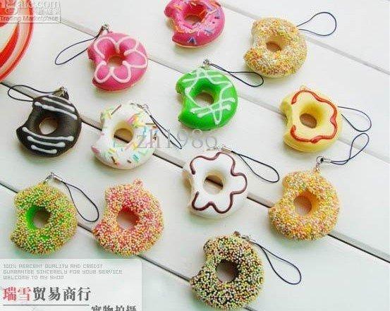 Cute Donuts Cartoon Cute Cartoon Donut Squishy