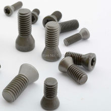 M2X3.3 M2.2X4.5 M2.5X5.5 M3.5X8 M3.5X11 M4X8 M4.5X15 threading carbide insert screws for CNC lathe tool holder