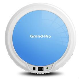 Blue Slim Vacuum Cleaner Intelligent Robot Vacuum Cleaner Original Vacuum Sweeper(China (Mainland))