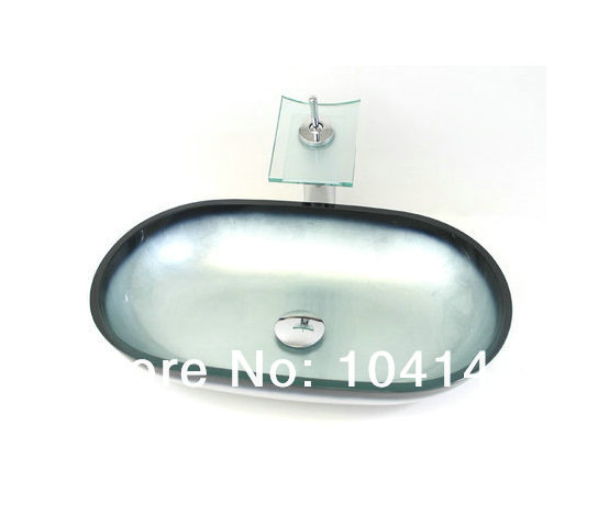 Oval Semi Counter Sinks Single Hole Construction Real Estate Kitchen Bath Fixtures Bathroom Sinks Mounting Ring