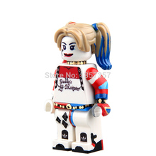 Presale June 30th Available DC Harley Quinn Minifigures Building Blocks Batman Super Heroes Sets Models Mini Figures Toys
