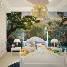 Cartoon anime photo print home decor wall murals wallpaper bedroom kids room papel de parede infantil(China (Mainland))
