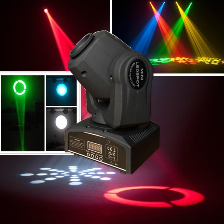 40W Moving Head beam lamp / led stage light / ktv bar lights wedding pattern