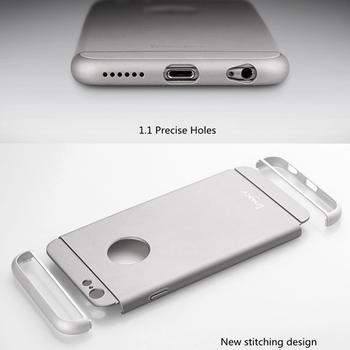 Etui plecki do iPhone 6 / 6S / 6 Plus / 6S Plus iPaky różne kolory