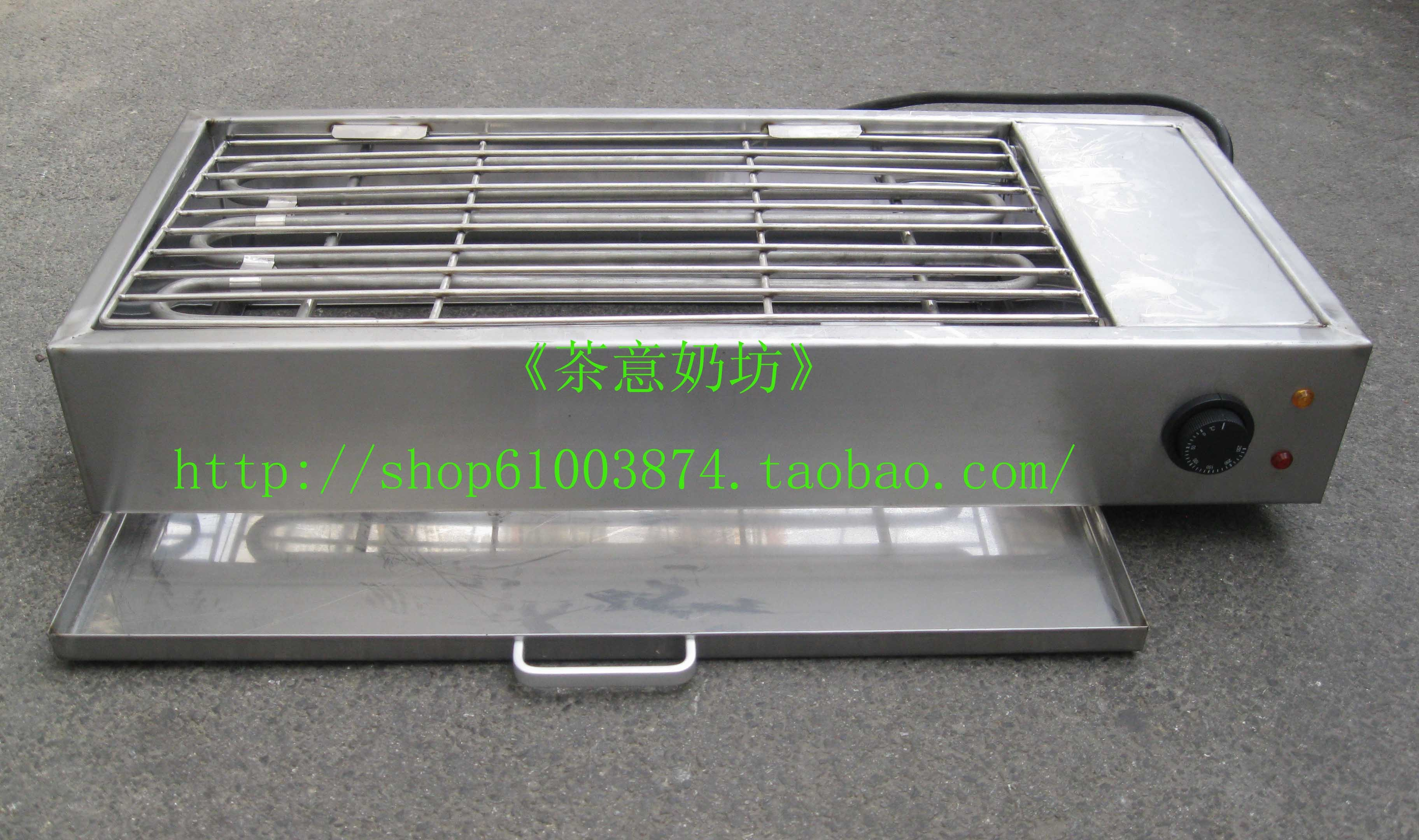 Large Electric Grill ~ Bbq stainless steel grill large electric oven skewer