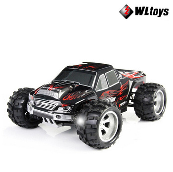 Wltoys A979 1/18 2.4GHz 4WD High Speed Monster 50Km/H Rc Racing Car With Transmitter RTR Remote Control Off-Road Vehicle