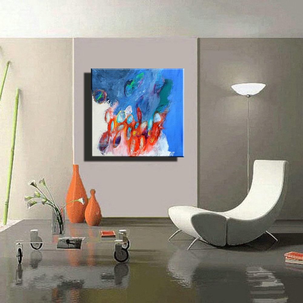 Buy famous cheap modern abstract for Buy cheap canvas art