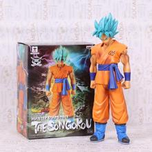 Free Shipping Anime Dragon Ball Z Resurrection F Son Gokou PVC Action Figure Collectible Model Toy Boxed 11″ 28cm KA0264