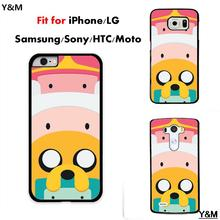 Adventure Time with Finn and Jake BMO Quote Accessories Phone Cases Cover for Iphone 4 4s 5s 6 6plus Samsung s5 mini s6 s6edge