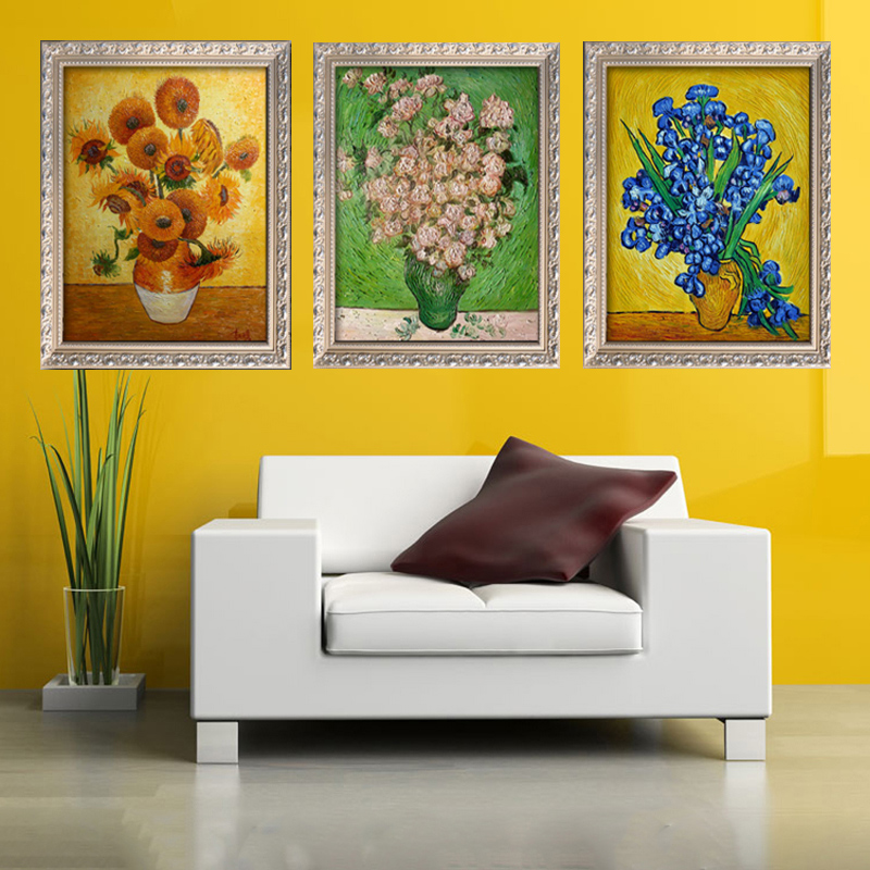 Hand Painted Home Decor Wall Art Picture Van Gogh