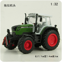 Tractor toy handpiece model alloy acoustooptical strategize tractor cars