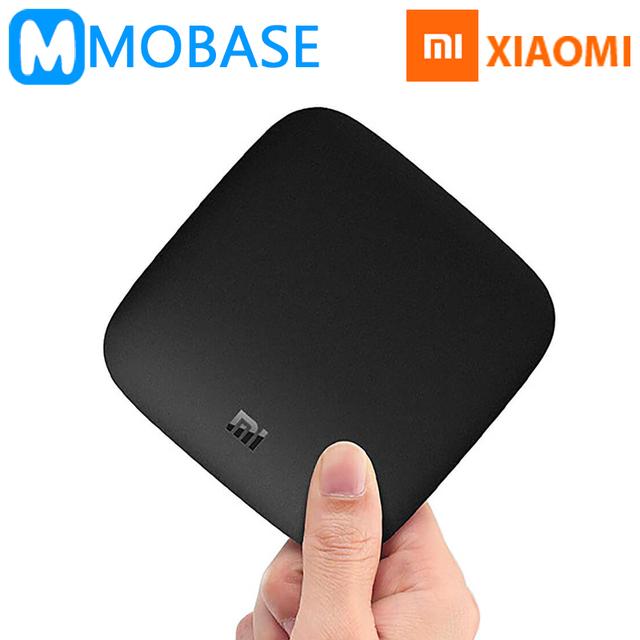 [Официальная Международная Версия] Xiaomi Mi 3 Android 6.0 TV Box 2 Г/8 Г Двойной Wi-Fi Коди Smart TV IPTV Media Player Set Top Box