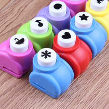 Paper Cutter Punch Kid Child Mini Printing Hand Shaper Scrapbook Tags Cards Craft DIY Tool 1 PCS