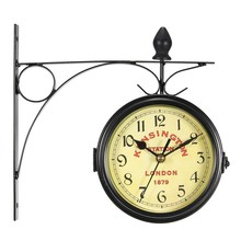 Wholesale metal wall clock