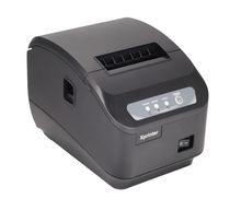 High quality 200mm/s thermal printer 80mm POS printer Kitchen printer XP-Q200II Auto Cutter printer with USB+Serial / Lan Port(China (Mainland))