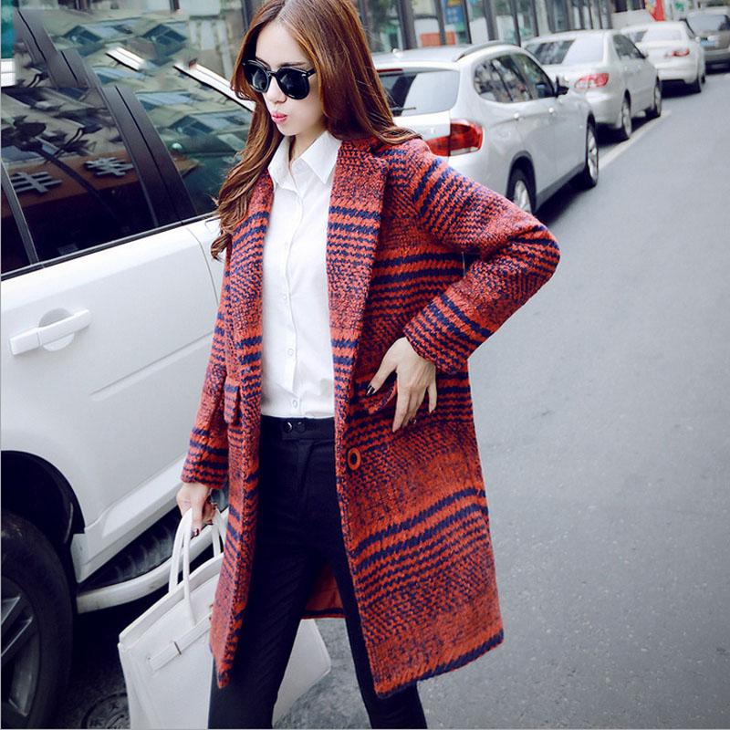 Online Get Cheap Fitted Long Pattern Coats -Aliexpress.com ...