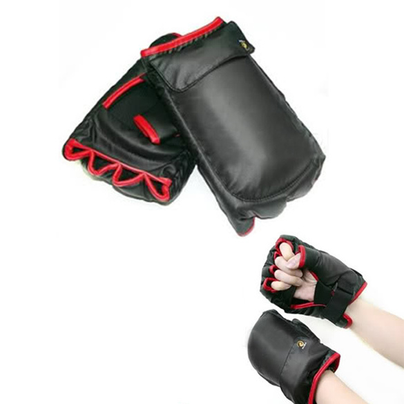 BOXING GLOVE FOR THE NINTENDO Wii REMOTE GAME SPORT4045 SGG#(China (Mainland))