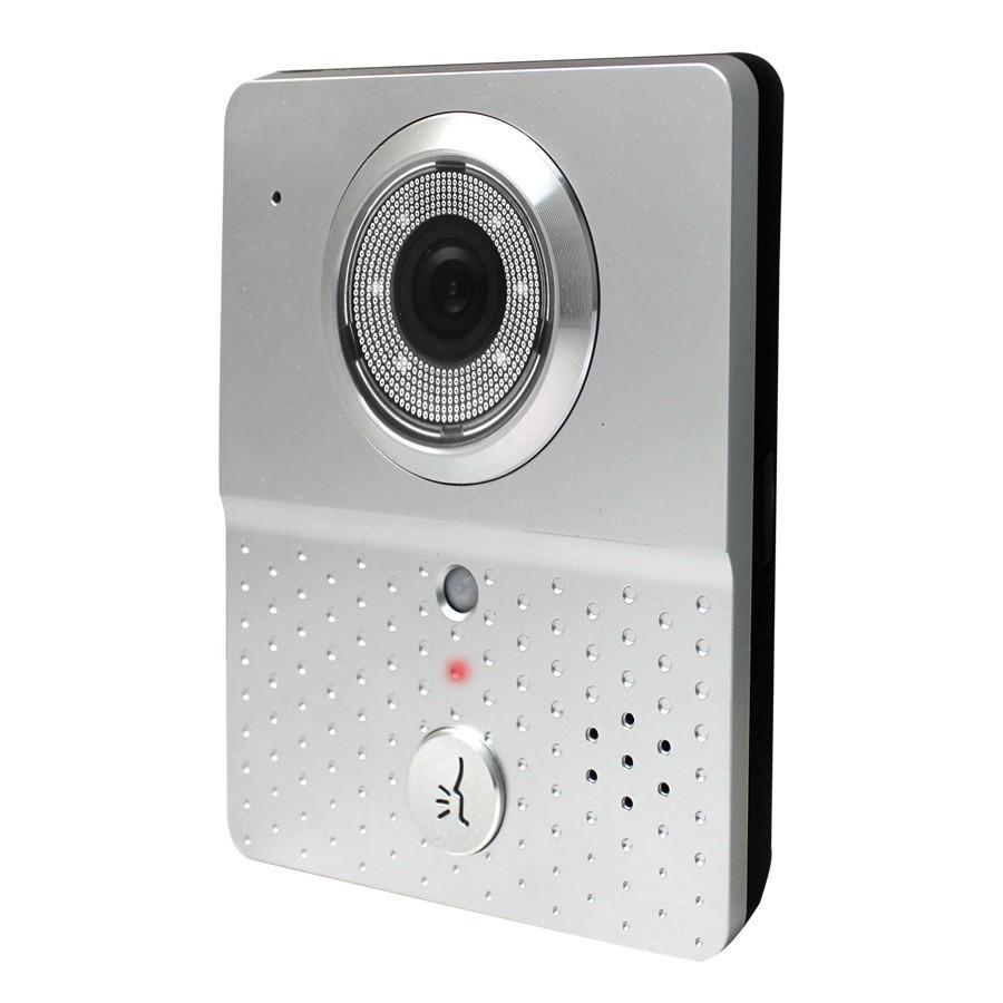 FREE SHIPPING wireless video door phone WIFI doorbell ...