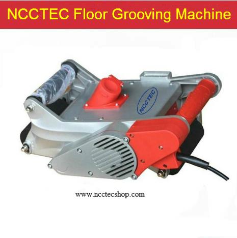 concrete groover machine