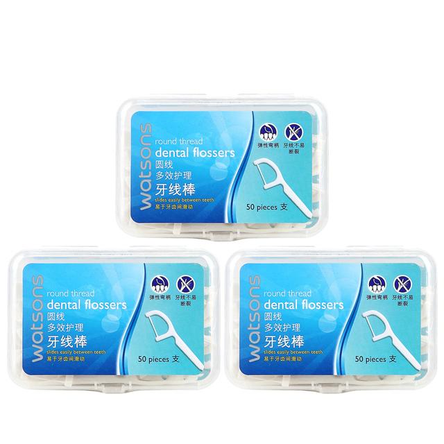 Гибкая стоматологическая Flosser межзубных чистить зубы придерживайтесь легкой досягаемости ...