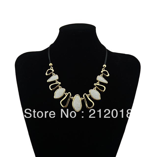 Buy 2 get 1 free,  RJN irregular pattern pendant necklace, 2013 women necklaces