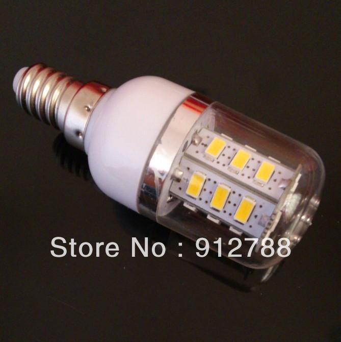 10unitsx 5630 SMD LED E14 85-265V 9W Corn LED lamp 24pcs 5630SMD LED Corn Bulb Light<br><br>Aliexpress