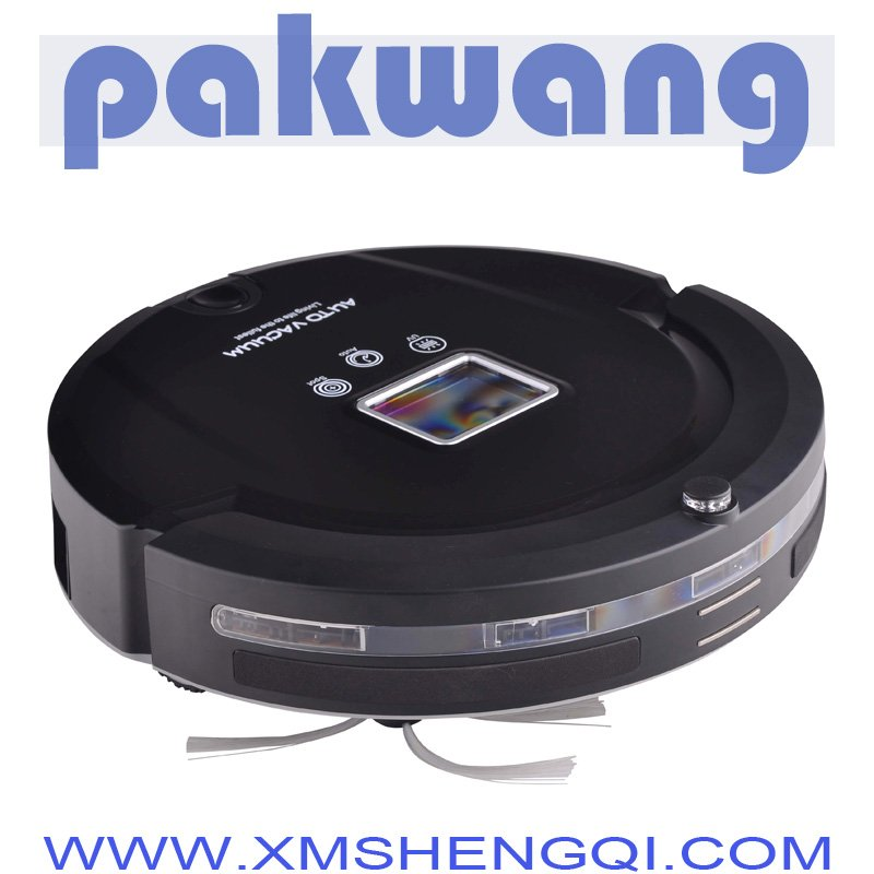 (Free TO  Russia) Low Noise Fast Delivery Bagless Robot Vacuum cleaner