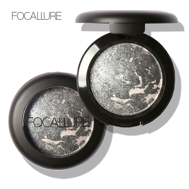 FOCALLURE Quality 12 Color Professional Nude eyeshadow palette makeup matte Eye Shadow palette Make Up Glitter Eyeshadow(China (Mainland))