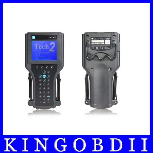 High Quality gm tech 2 scanner used widely Full Set Vetronix gm tech 2 repair kit support GM,OPEL,SAAB ISUZU,SUZUKI HOLDEN(China (Mainland))