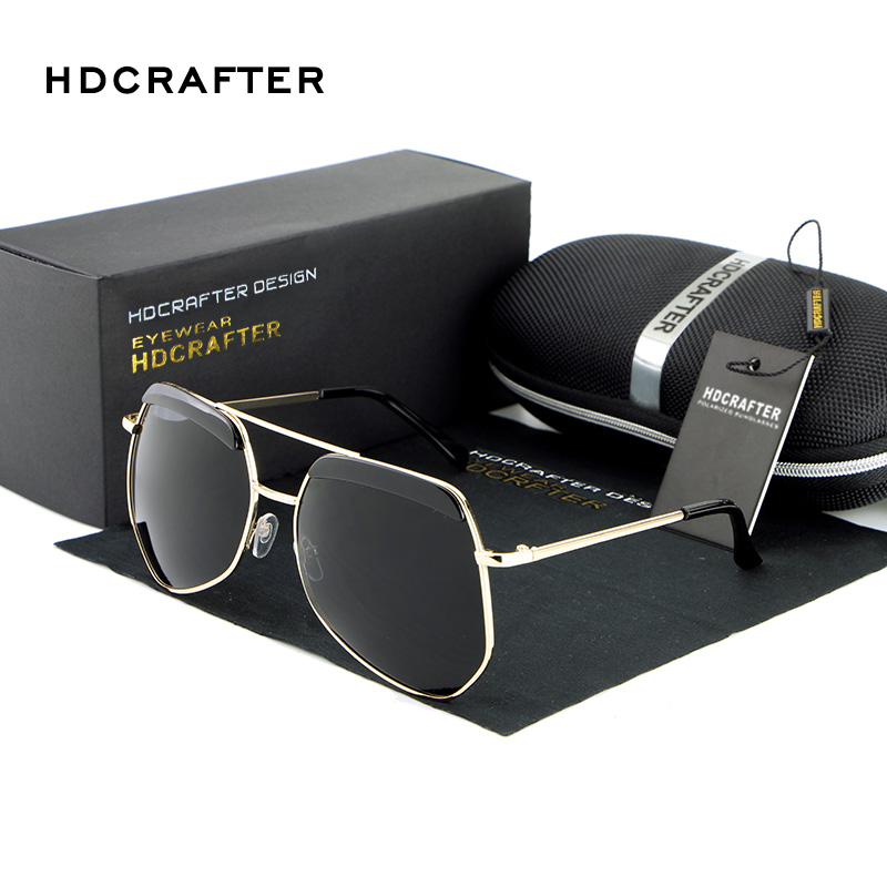 Hot Sale Oversized European Full Frame Metal Polarized Sunglasses High Quality Outdoor Sexy Driving Sun Glasses for Women(China (Mainland))