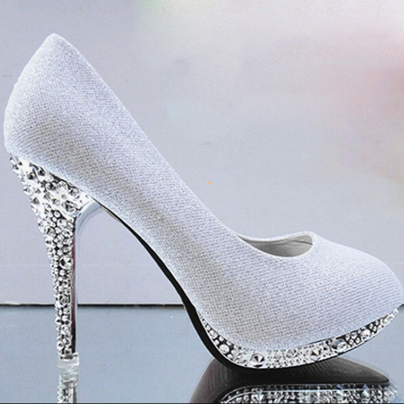 gold high heels green white wedding shoes red bridal shoes Pumps(China (Mainland))