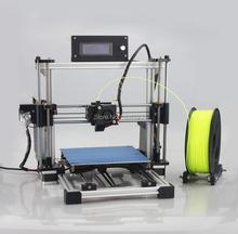 Upgraded Quality High Precision Reprap Prusa i3 DIY 3d Printer kit impressora 3d with 1 Roll