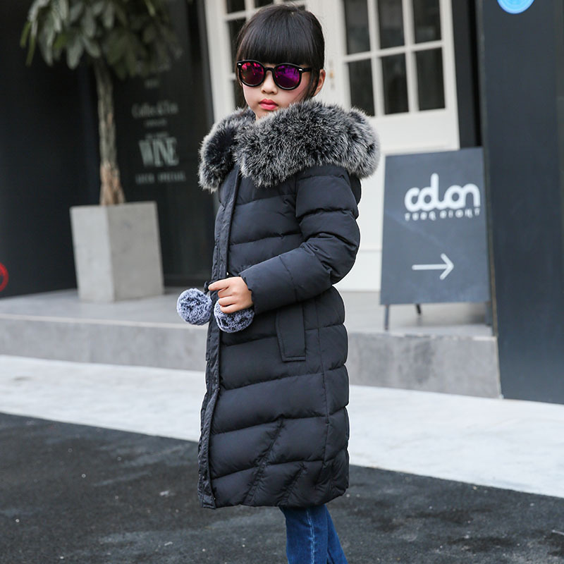 Online Buy Wholesale teenagers girls parka coats from China
