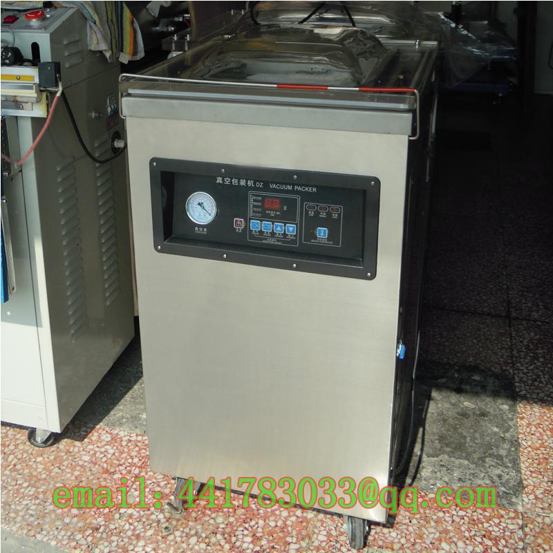 DZ-400 / 2E single chamber vacuum packing machine Vertical Vacuum Packaging Machine Rice Tea vacuum packing machine(China (Mainland))