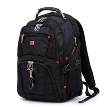 New Swiss Men Laptop Backpack Mochila Masculina 15 Inch Man's Backpacks Men's Luggage & Travel bags Sports Bag women Wholesale